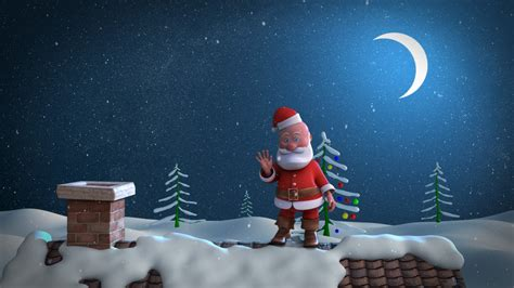 how to make an animated card animated card template santa stuck in chimney