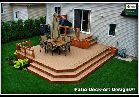 deck to patio designs patio deck designs outdoor living traditional deck
