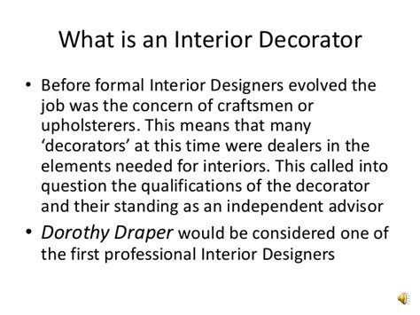 what is an interior decorator what is a interior decorator home decoration