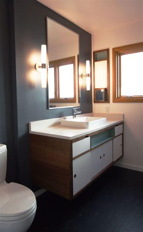 mid century modern bathroom lighting 25 best ideas about modern bathroom lighting on