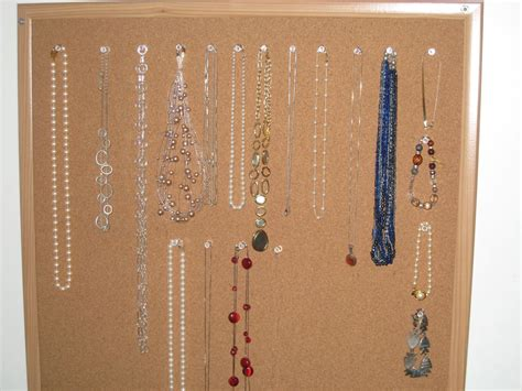 how to make a jewelry board diy jewelry board