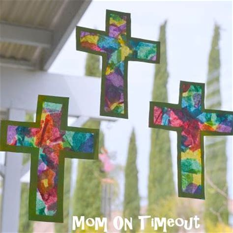 tissue paper easter crafts tissue paper crafts and easter stuff on