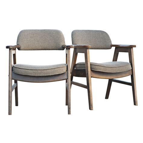mid century modern furniture chairs 2 mid century modern seba scandinavian arm chairs
