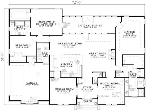 2 master suite house plans two master suites 59638nd architectural designs house plans