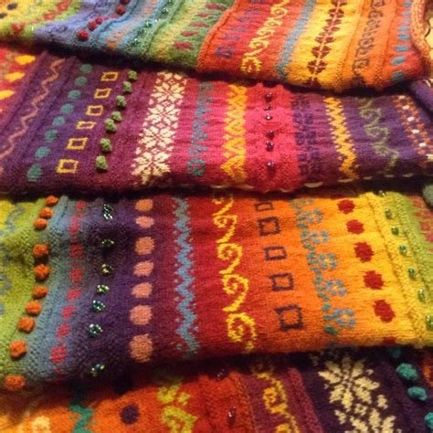 25 Best Ideas About Fair Isle Knitting On