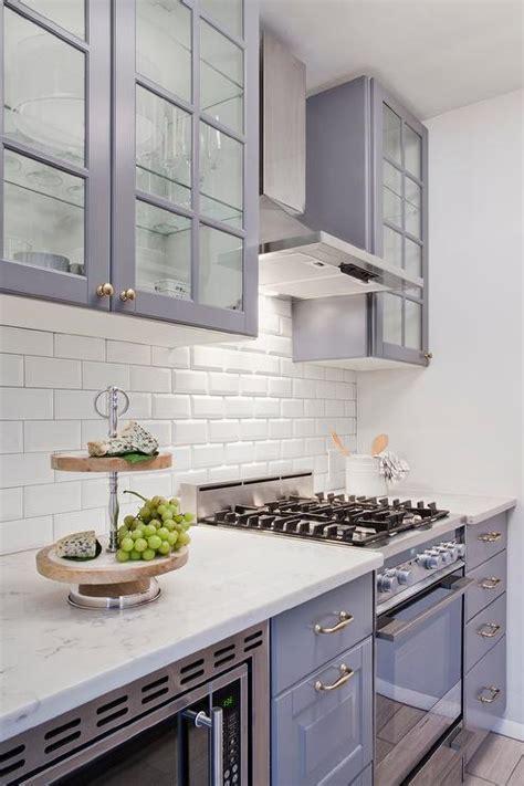 ikea grey kitchen cabinets gray ikea kitchen cabinets with white beveled subway tile