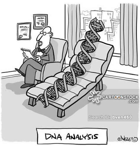 Dna Cartoons and Comics - funny pictures from CartoonStock Genetics Jokes