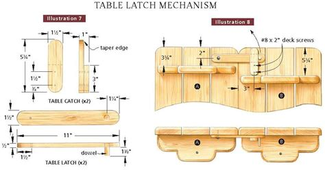 free printable woodworking plans nell chairs composite wood picnic table plans