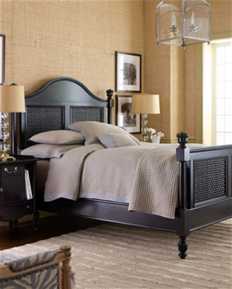 houzz bedroom furniture rattan bedroom furniture eclectic beds by horchow