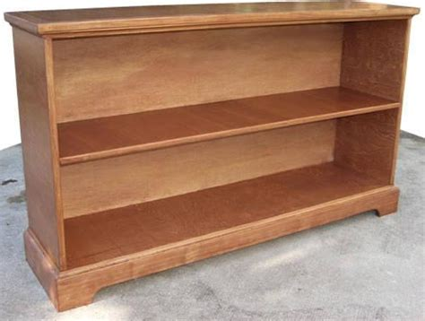 bookcase woodworking plans low bookcase plans woodwork