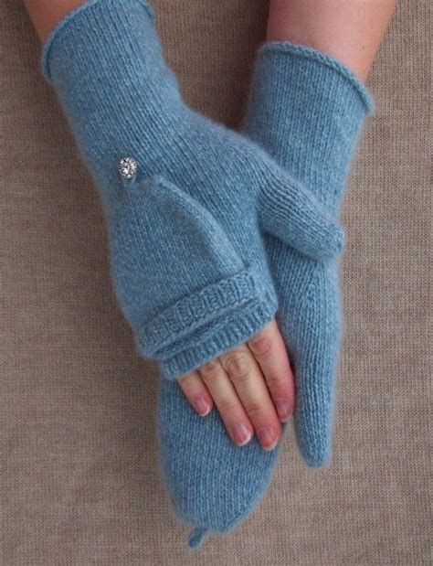 fingerless gloves knitting pattern circular needles 17 b 228 sta bilder om votter strikk p 229 ravelry
