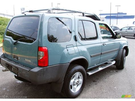 xterra paint colors 2001 mineral blue metallic nissan xterra se v6 4x4