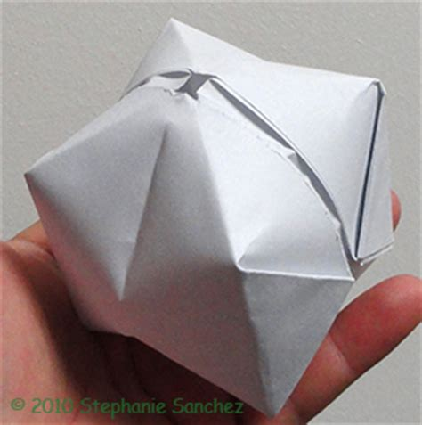 how to fold an origami balloon origami paper balloon