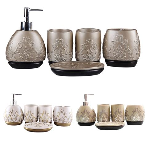 brown bathroom accessories sets the best 28 images of brown bathroom accessories sets