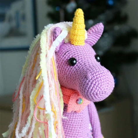 crochet unicorn unicorn amigurumi pattern amigurumi today
