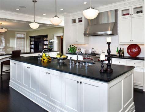 55 inspiring black quartz kitchen countertops ideas decor