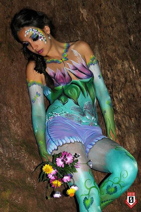 world bodypainting festival australia queensland painting convention