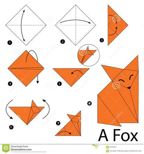 how to make a fox origami 3d origami fox driverlayer search engine