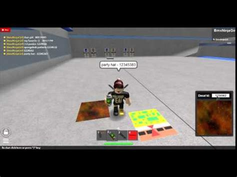 spray paint id roblox roblox spraypaint decal id codes mp4