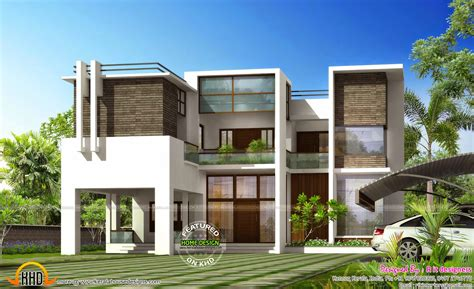 modern contemporary house designs january 2015 kerala home design and floor plans