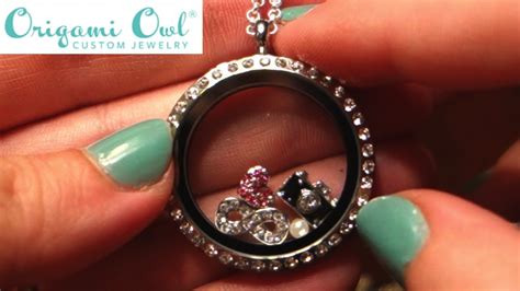 origami owl living lockets reviews closed origami owl living locket review and giveaway