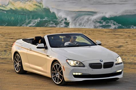 2013 Bmw 650i Convertible by 2013 Bmw 6 Series Reviews And Rating Motor Trend