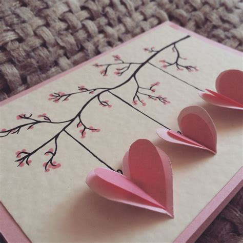 crafts from cards 25 best ideas about mothers day cards on