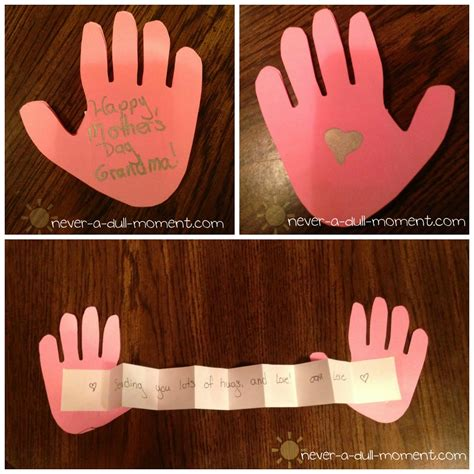 easy mothers day crafts sweet stella s handmade s day gifts