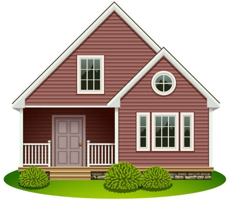 home design picture free house free vector graphic