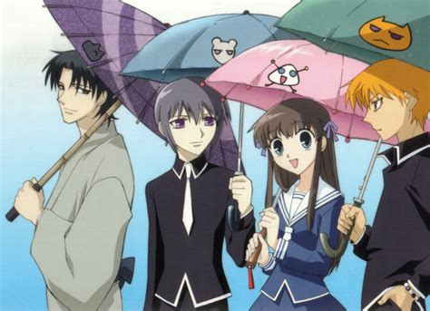 fruits basket mondays fruits basket and friends