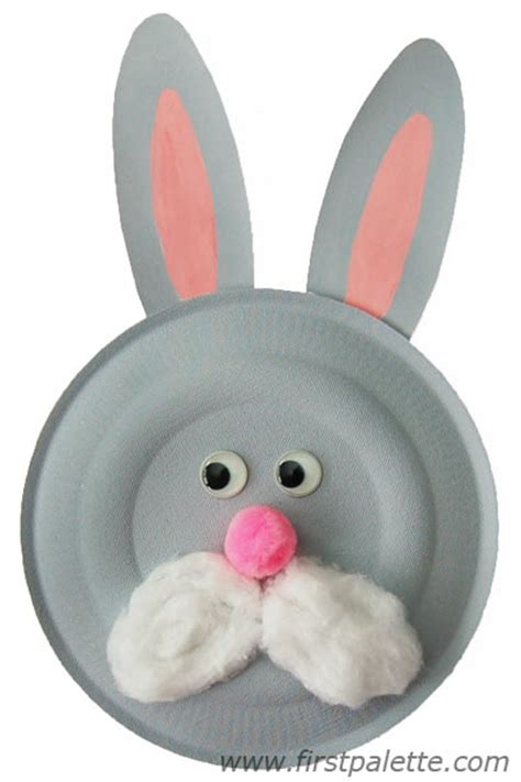 paper plate easter crafts paper plate animals craft crafts firstpalette