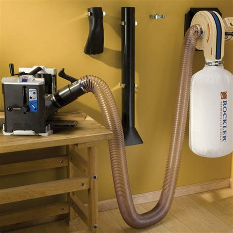 shop dust collectors woodworking american woodworker dust collector review