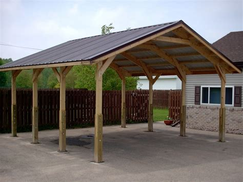 Metal Canopy by Heavy Duty Metal Carport Portable Garage Lowes Harbor