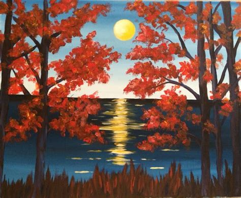 paint nite with pasta dinner and or painting friday november 4th
