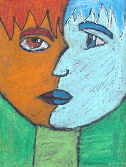 picasso emotion paintings picasso pastel portraits picasso portraits picasso and