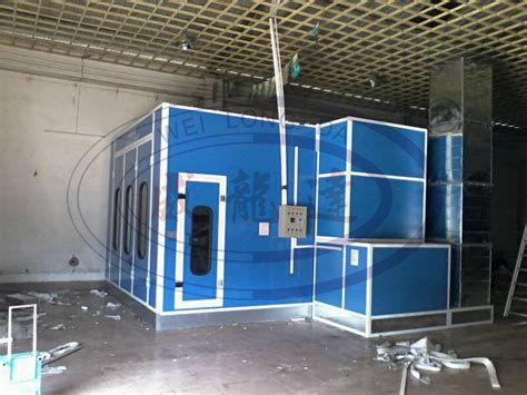 spray painting near furnace china car spray paint booth with infrared l heating