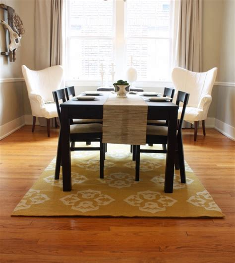 dining room rugs size dining room table rug size 28 images dining room rugs