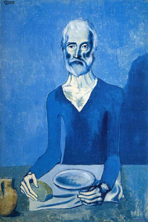 picasso paintings images blue period from picasso s blue period the blues the color the