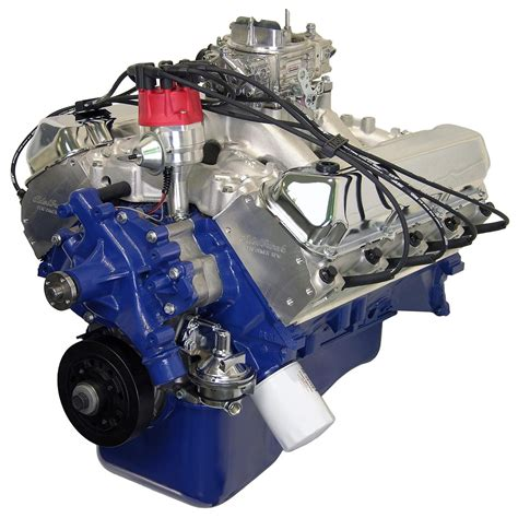 Ford Racing Crate Engines by Atk High Performance Ford 460 525hp Stage 1 Crate Engines