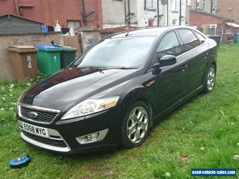 2008 ford mondeo for sale 2008 ford mondeo titan x sport tdci for sale in the united