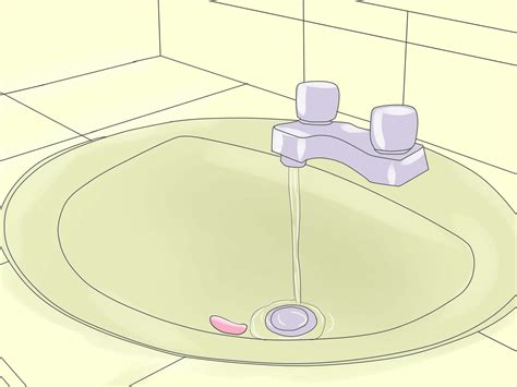 Wc Putje Schoonmaken by How To Clean A Bathroom With Pictures Wikihow