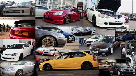 Car Collage Wallpaper by Jdm Collage South Mimms By Subzgfx On Deviantart