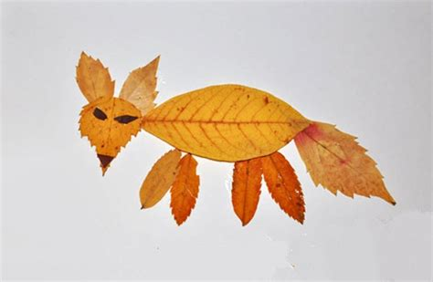 leaf crafts projects and craft ideas with leaves ye craft ideas