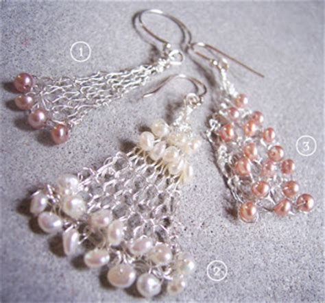 knitting with wire jewelry collections the beading gem s journal