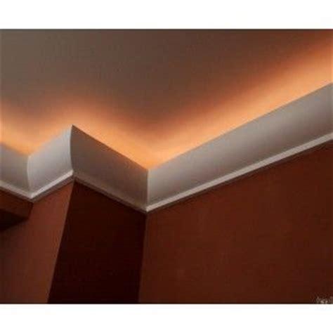 shadow plaster shadow gap with cornice white