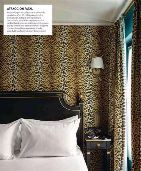 leopard print wallpaper for bedroom animal