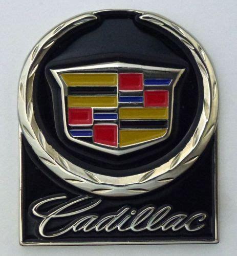 Cadillac Badge by Cadillac Badge Lapel Pin