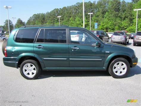 Suzuki Xl7 2003 by 2003 Grove Green Metallic Suzuki Xl7 Touring 48233452