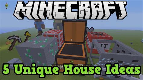 minecraft house design ideas xbox minecraft xbox ps3 5 house ideas