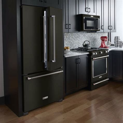 black kitchen cabinets with black appliances best 25 black appliances ideas on kitchen